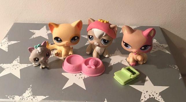 Littles Pet Shop Kotki
