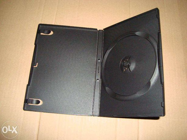 Capas p/ colocar cd/dvd, novas( em quantidades).