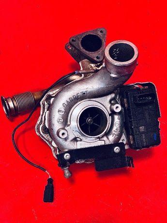 Турбіна Турбина Турбокомпрессор 7P 7Р NF НФ Touareg /Audi Q7 Ку7 4Л 4L