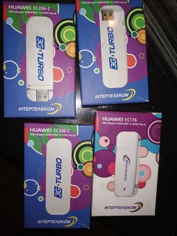USB Модем Huawei EC 306-2, Huawei EC 176 (EVDO Rev.B+; EVDO Rev.A:)