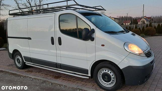 Opel vivaro  Long Klima ideał