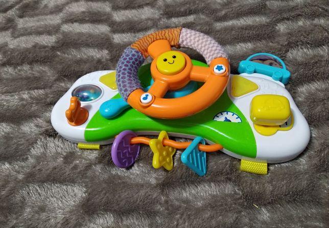 Развивающая музыкальная игрушка «Руль»