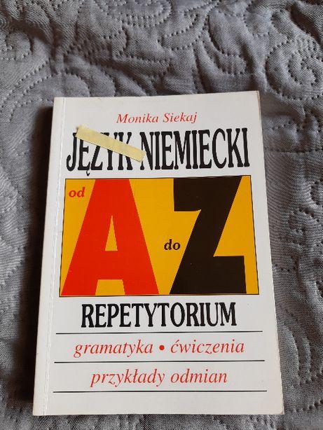 Język niemiecki A-Z Repetytorium