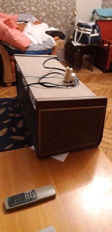 Radio philips lampowe
