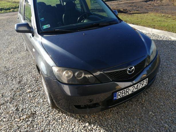 Mazda II rok 2006