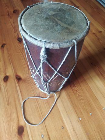 Bęben podłużny ręcznie wykonany 40 cm
