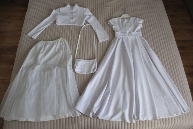 sukienka komunujna
