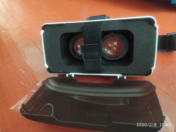 VR Shinecon G06E шлем 3D очки виртуальной реальности