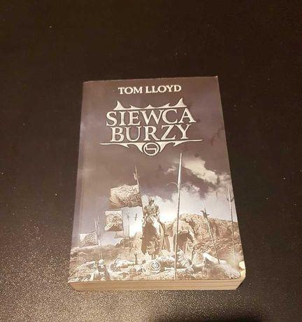 Siewca burzy - Tom Lloyd