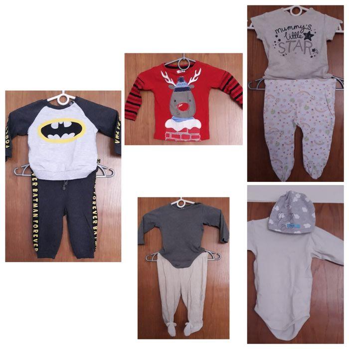 Ubranka dla chłopca Rybnik - image 1