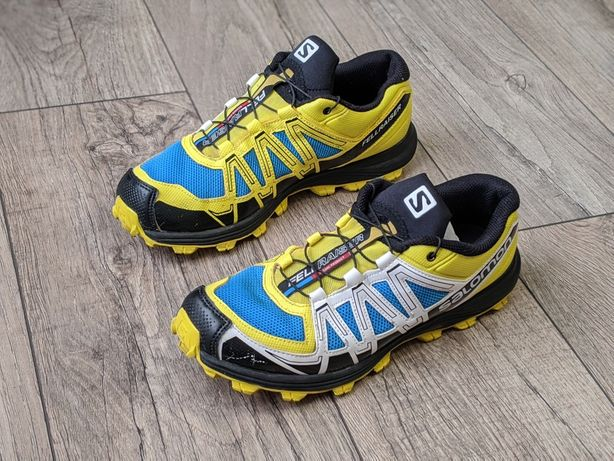 Salomon Fellraiser. Run.Trail.Зимние беговые кросовки.Треил.