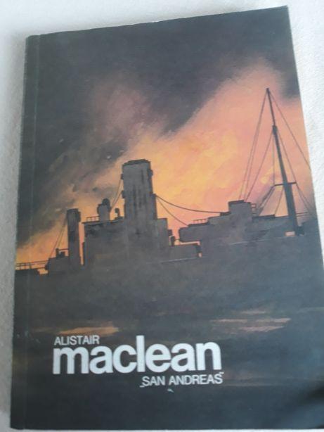 San Andreas. Alistair Maclean
