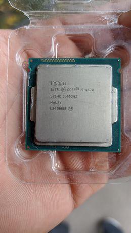 Процессор i5 4670 socket 1150, сокет 1150, ддр3, ddr3, ай5 4670k