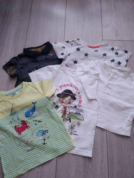 Koszulki krótki rękaw