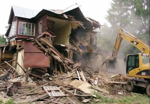 Демонтажные Работы Демонтаж, разборка домов, стен зданий Резка бетона