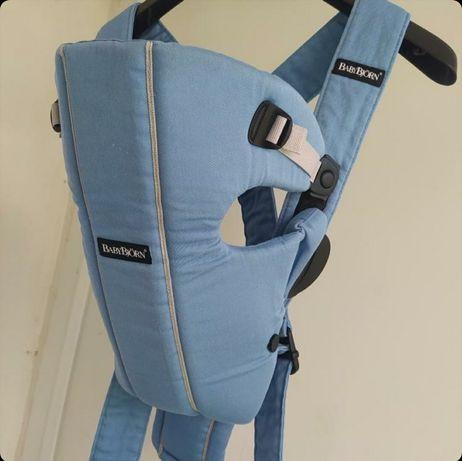 Эрго рюкзак, переноска Baby Bjorn