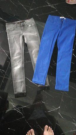 Джинсы скини, брюки и джинсовый комбинезон на девочку.