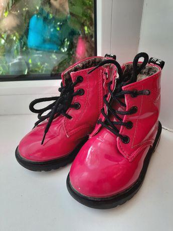 Ботиночки осень 15,5 см