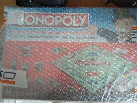 Monopoly, gra. Nowa