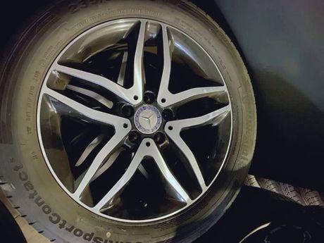 Jantes Mercedes 18 originais