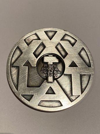 Medal XXX Lat RSW Prasa- Książka- Ruch 1977. Mennica Państwowa