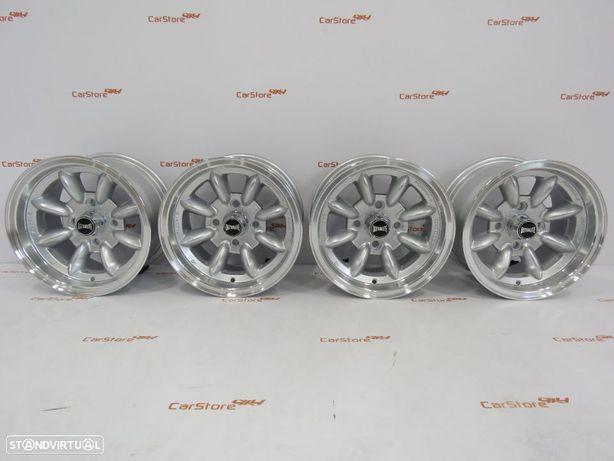 Jantes Ultralite 13 x 7 et 10 4x101.6 Silver Mini Clássico | Carstore4x4