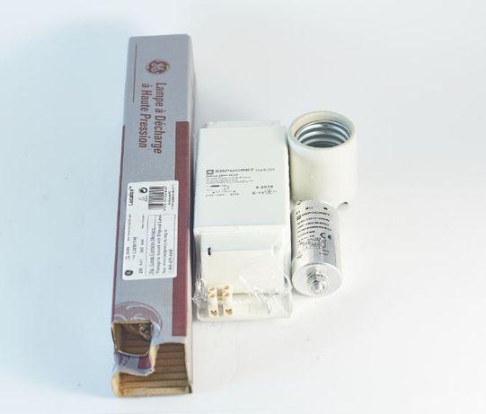 Днат 250 Вт с лампой для растений Lucalox General Electric