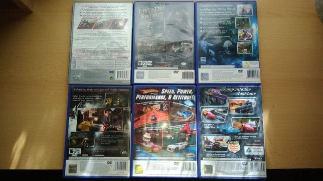 7 gier Playstation 2