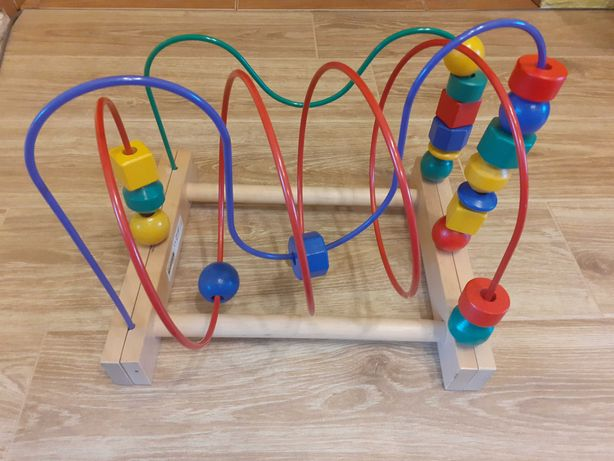 Mula, zabawka interaktywna