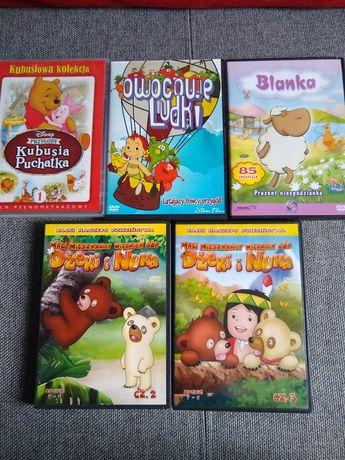 Bajki dzieciństwa DVD