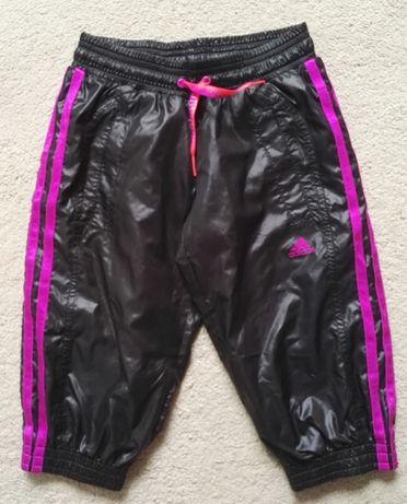 Krótkie spodenki dziewczęce 3/4 Adidas rozmiar 116