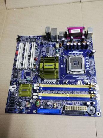 Foxconn 915m07c-g-6ls s775+ddr 512+Celeron D 2,5