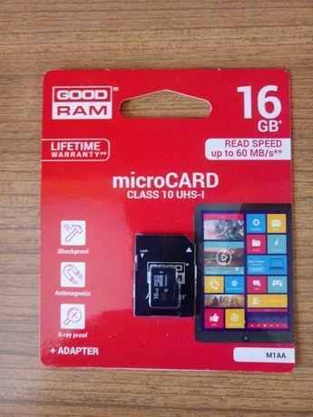 Karta pamięci 16 GB