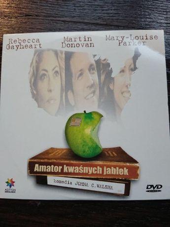 Amator kwaśnych jabłek na dvd