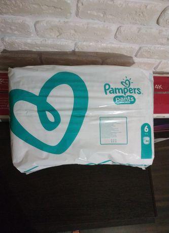 Підгузники Pampers pants 6 (44шт)