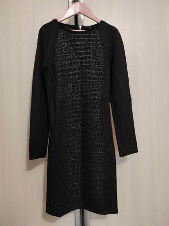 Платье чёрное HsM