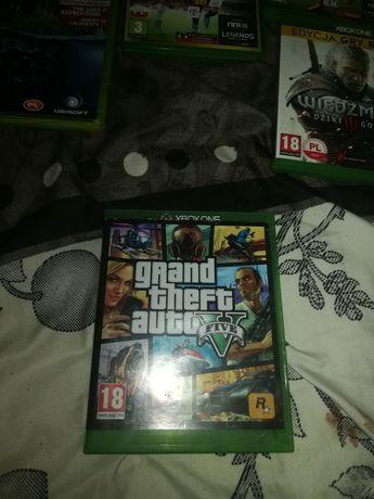 Gta 5 Xbox 360 i One