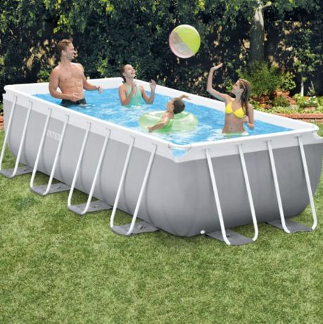 Piscina Intex 400x200x100 cm c/Bomba