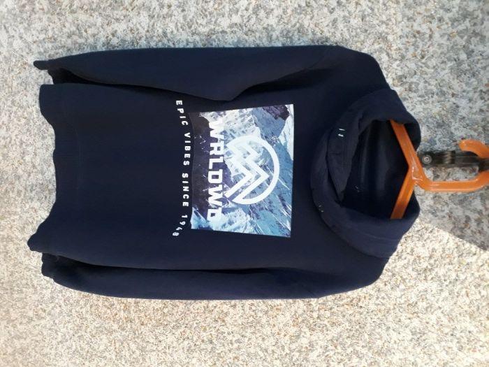 Bluza H&M rozmiar 146 z kominem za 30 pln Boruja Kościelna - image 1