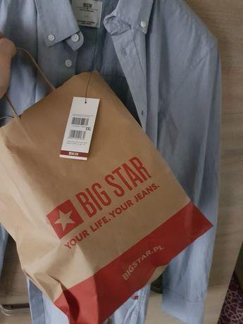 Koszula nowa Big Star