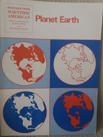 "Livro ""Planet Earth"""