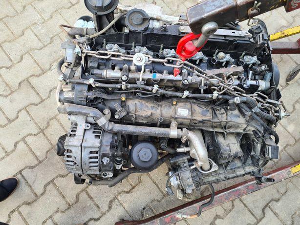 Kompletny uszkodzony silnik BMW X6