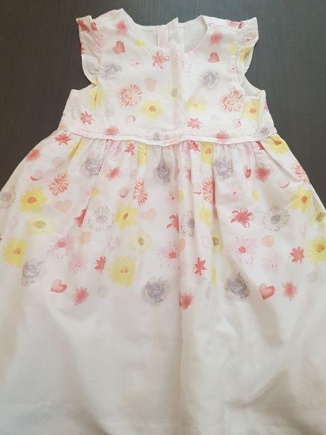 Летнее платье Чикко