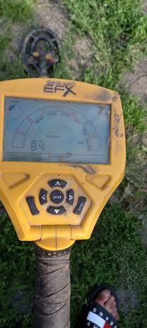 Металоискатель efx-100