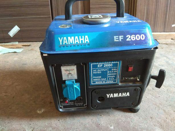 Генератор Yamaha EF 2600