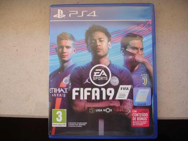 FIFA 19 - Jogo PS4