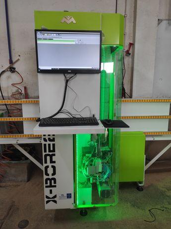 Máquinas madeira CNC Vertical