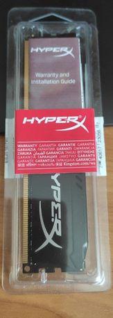 Оперативна пам'ять HyperX DDR3-1866 8GB Fury Black
