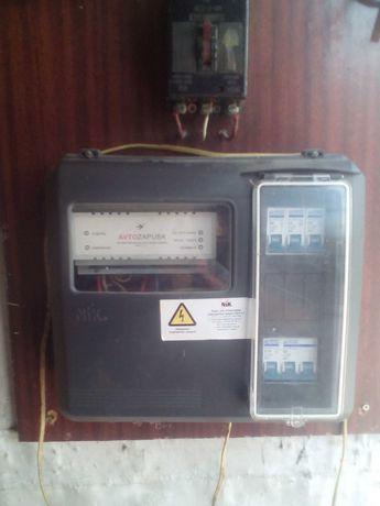 Автозапуск электро генератора Готовый АВР(автоматический ввод резерва)