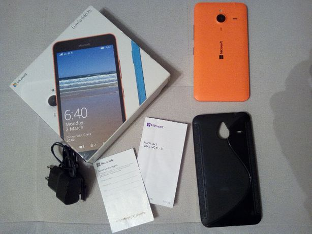 Microsoft Lumia 640 XL LTE Dual SIM, Windows 10